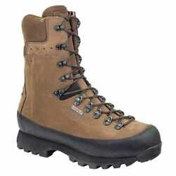 Kenetrek Boots | Everstep Ortho Ni Brown 8.5w Mountain Boots Es-420-opn-8.5w