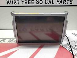 13 14 Ford Escape Information Display Screen Cj5t188955fc Oem