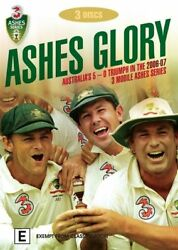 Ashes Glory - Australiaand039s 5-0 Triumph In The 2006-07 3 Mobile Ashes Series...