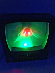 Halloween Prototype Bizarre Witch And Crystal Ball In Tv Prop. Fortune Teller.