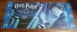 Harry Potter And The Order Of The Phoenix - Huge Store Display Poster -very Rare