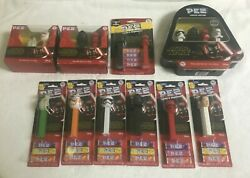 Ultimate Complete 2019 Star Wars Rise Of Skywalker Set Pez Collection Rare