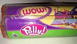 Mattel Polly Pocket Magnetcool Mat With Carrying Case Pollypocket Polly Place