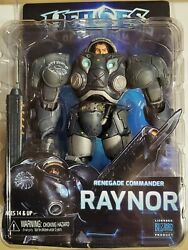 Heroes Of The Storm Series 3 7in Scale Action Figure Raynor