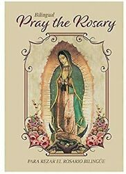 12 Pack Bilingual Pray The Rosary Booklet