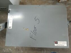 Cutler Hammer Fusible Busway, Type Cp2, Busway 400a Breaker