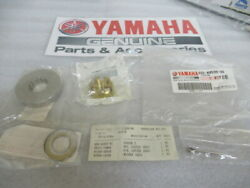 T12a Yamaha 6g5-w4599-00 Propeller Nut And Spacer Kit Oem New Factory Boat Parts