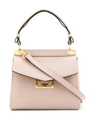 New Authentic GIVENCHY MYSTIC Light PINK Genuine Leather Shoulder Bag Satchel $1,350.00