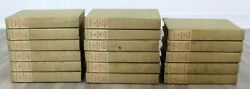 Antique Limited Edition 380/1000 Series Burton Books Of 1000 Nights And A Night