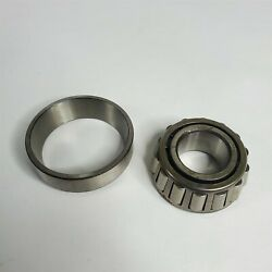 New Cup And Tapered Cone Ball Bearing Single Row Seated Fag Klm11749.lm1710
