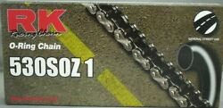 Rk 530soz1 X 025ft Motorcycle Chain [480 Links] O-ring Drive Chain