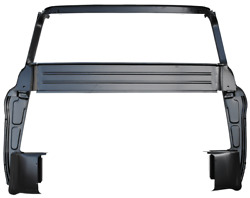55-59 Chevy/gmc Truck Full Inner Replacement Rear Cab Patch Panel Big Back Glass