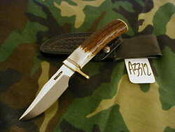 Randall Knife Knives Stanaback Special,4,ss,bc,tn,bsh,bl.-b.s,stag,bs A3312