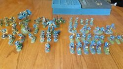 Space Marines Painted Army Lot 2000 Points + Extras/codex