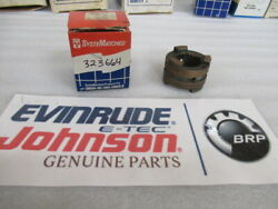 N25b Evinrude Johnson Omc 323664 Clutch Dog Shifter Oem New Factory Boat Parts