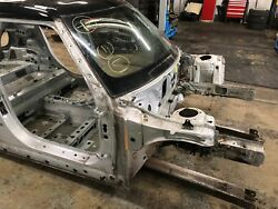 Bmw Mini Front Right O/s Drivers Side Front Quarter Chassis Section F55 7428086
