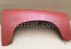 For Porsche 356 C Convertible Handcrafted Rear Wheel Arch Panel Left New