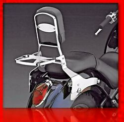 Paladin By National Cycle Complete Luggage/rack/backrest Suzuki M50 Boulevard
