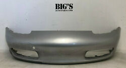 1997-2002 Porsche Boxster Front Bumper Used Oem 826110