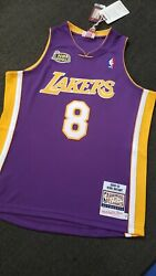 Kobe Bryant Mitchell And Ness Finals Jersey 2000-01 Authentic