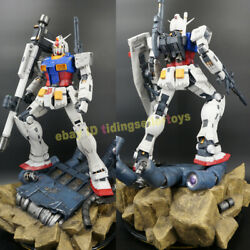 War Machine As01 Rx-78 Statue Resin Model Painted Replica Led Light Pre-order