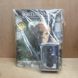 Lord Of The Rings Chess Collection 2 Black Bishop Gothmog Eaglemoss Magazine