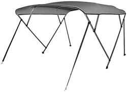 Pactrade Marine Boat Canopy Cover Uv Waterproof Grey Pigment Le 240 Wi 200 He140