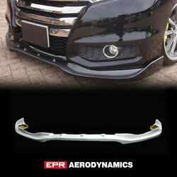 Frp Unpainted Ab Style Fit For Rc1 Odyssey Front Bumper Lip Under Spoiler