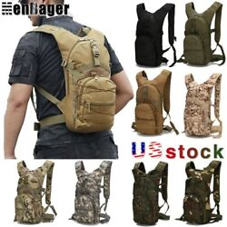 15L Molle Tactical Backpack Military Hiking Camping Outdoor Cycling Sport Bag US $20.99