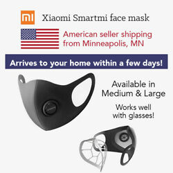 Xiaomi Smartmi Adult Breatheable Face Mask (Size M or L)🇺🇸USA SELLER $21.99