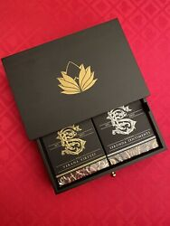 Apothecary - Ebony Cabinet - Virtues And Sentiments Playing Cards - Seasons