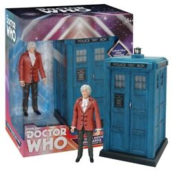 3rd Doctor Who Tardis Bandm 5.5andrdquo Classic Figure Ltd 2500 Sets The Time Monster