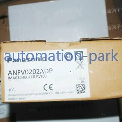 1pc New Panasonic Ccd Industrial Camera Host Anpv0202adp One Year Warranty