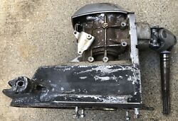 Volvo Penta Duo Prop 3840846 3883609 Dps-a 1.95 Ratio Upper Sterndrive