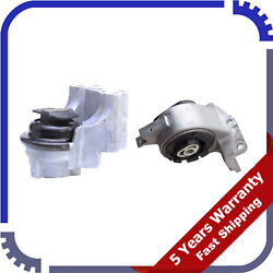 For Ford Fusion Lincoln Mkz 3.5l Set 2pcs 5571 5653 Engine Motor And Trans Mount