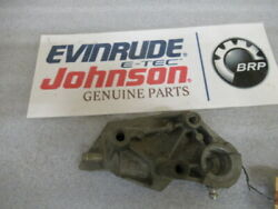 N13b Evinrude Omc 380966 Bracket And Fuel Connector Oem New Factory Boat Parts