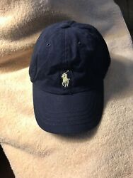 POLO Ralph Lauren Childs Kids Unisex One size fits all Ball Cap Hat $12.00