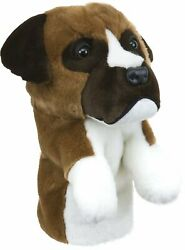 Boxer Dog Golf Headcover New Daphne#x27;s Driver Head Covers