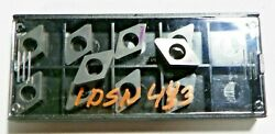 10 Pieces Generic Idsn 443 Carbide Inserts  H627