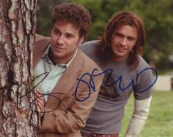 Pineapple Express In-person Authentic Cast Autographed Photo Coa Sha 70887