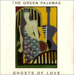 GREEN PAJAMAS - Ghs Of Love - CD - Import - **Excellent Condition** - RARE