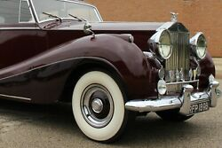 Front Bumper Rolls-royce Silver Wraith Silver Cloud And Bentley S1