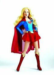Tonner Dc 13-in Supergirl Doll - Vintage Brand New In Box