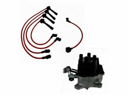 Ignition Distributor And Spark Plug Wire Set Y939bd For Honda Accord 1994 1995