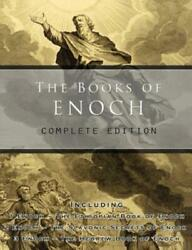 The Books Of Enoch: Complete Edition: Including 1 The Ethiopian Book Of E... $13.69