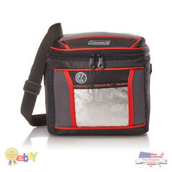 Coleman 9 Can Insulated Lunch Soft Cooler Bag Picnic BBQ Camping Outdoor Hiking $23.94