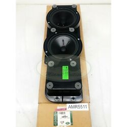 Land Rover Rear Tail Door Sub Woofer Speaker Assy Discovery 2 Amr5511 Hk