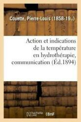 Action Et Indications de la Temp?rature En Hydroth?rapie Communication