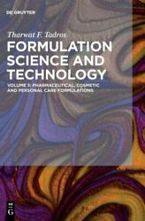Pharmaceutical Cosmetic and Personal Care Formulations $256.66