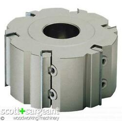 Omas Sectional Planing Cutter Head D=40 D=125 Z=4 Price Is Inc Vat